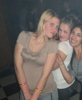 Roci the party :D